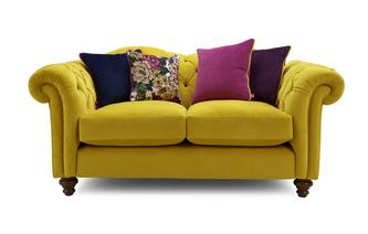 Velvet 2 Seater Sofa Windsor Velvet