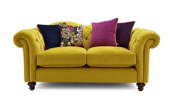 Velvet 2 Seater Sofa Windsor Velvet