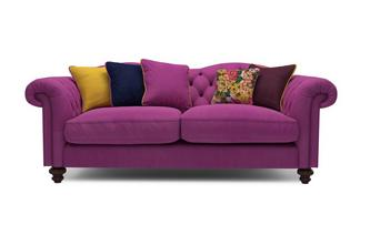Windsor Velvet 4 Seater Sofa Windsor Velvet