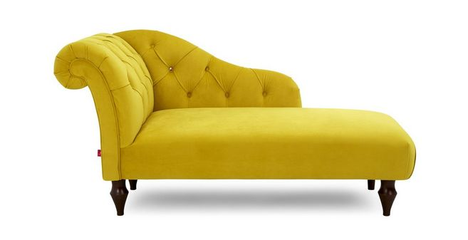 Windsor Bed: Left Hand Facing Chaise Longue