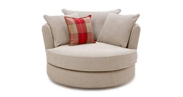 Winslow Large Swivel Chair