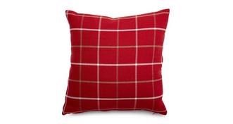 Winslow Plain Check Scatter Cushion