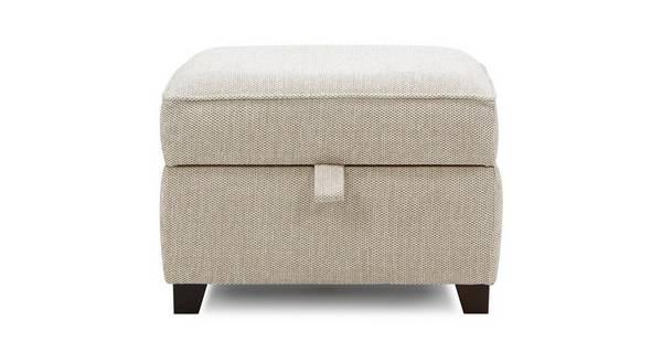 Winslow Storage Footstool
