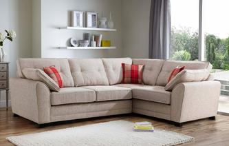 Winslow Left Hand Facing 3 Seater Corner Sofa Keeper