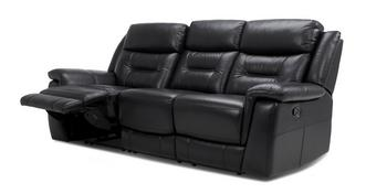 Winston 3 Seater Manual Recliner