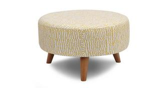 Wish Round Footstool