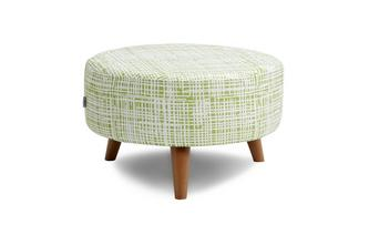 Round Footstool Hatch