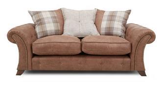 Woodland 2-zits sofa losse rugkussens