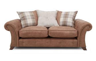 2-zits sofa losse rugkussens Oakland