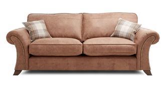 Woodland 3-zits sofa met vaste rugkussens
