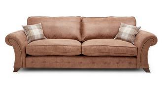 Woodland 4-zits sofa met vaste rugkussens