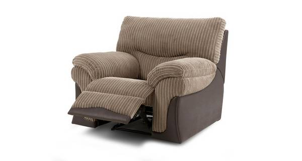 Wyndham Manual Recliner Chair