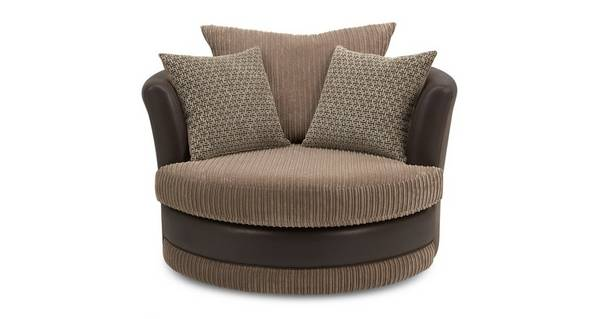 Wyndham Large Swivel Chair