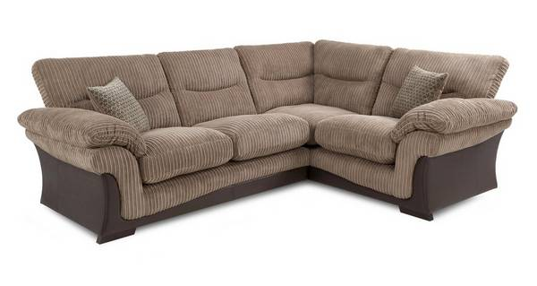 Wyndham Left Arm Facing 2 Piece Corner Sofa