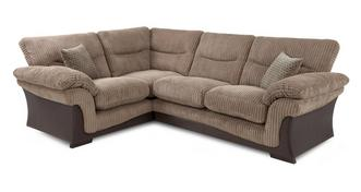 Wyndham Right Arm Facing 2 Piece Corner Sofa