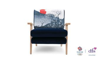 Accent Chair (Blossom)
