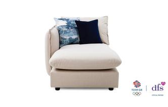 Left Hand Facing Chaise Unit
