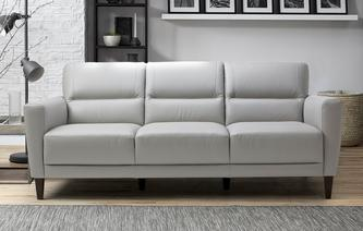Zach 3 Seater Sofa Hazen