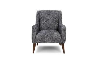 Paisley Accent fauteuil
