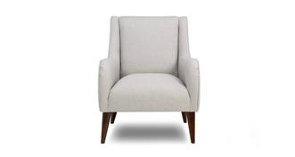 Zahara Plain Accent Chair