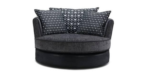 Zander Large Swivel Chair