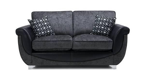 Zander Large 2 Seater Formal  Back Supreme Sofa Bed