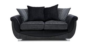 Zander Large 2 Seater Pillow Back Supreme Sofa Bed