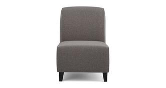 Zania Plain Accent Chair