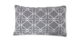 Zania Pattern Bolster Cushion