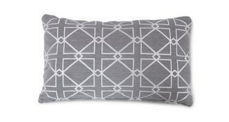 Zania Pattern Bolster Cushion