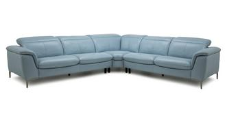 Zannoni Option C 3 Corner 3 Sofa