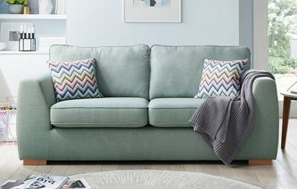 Zapp 2 Seater Sofa Bed Revive