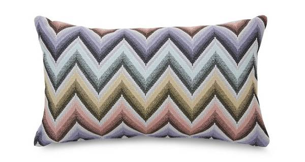 Zapp Pattern Bolster Cushion