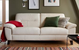 Zayn 3 Seater Sofa Utah Self Stitch