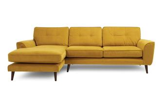 Left Hand Facing Chaise Sofa