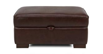 Zenith Large Storage Footstool