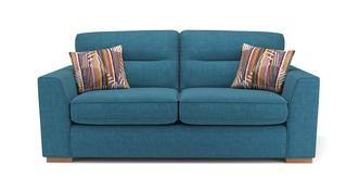 Zest 3 Seater Removable Arm