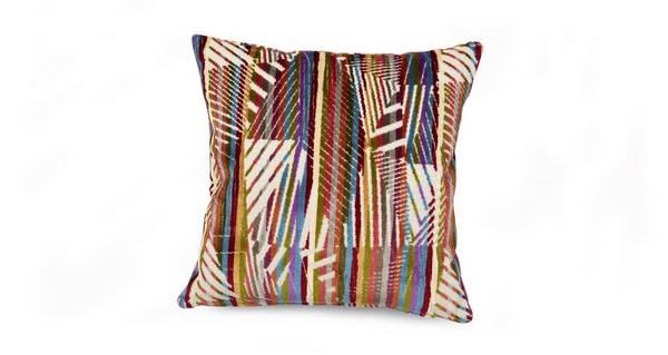 Zest Pattern Scatter Cushion