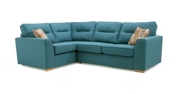 Zest Right Hand Facing 2 Seater Corner Sofa