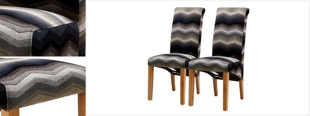 Zigzag Dining Chair