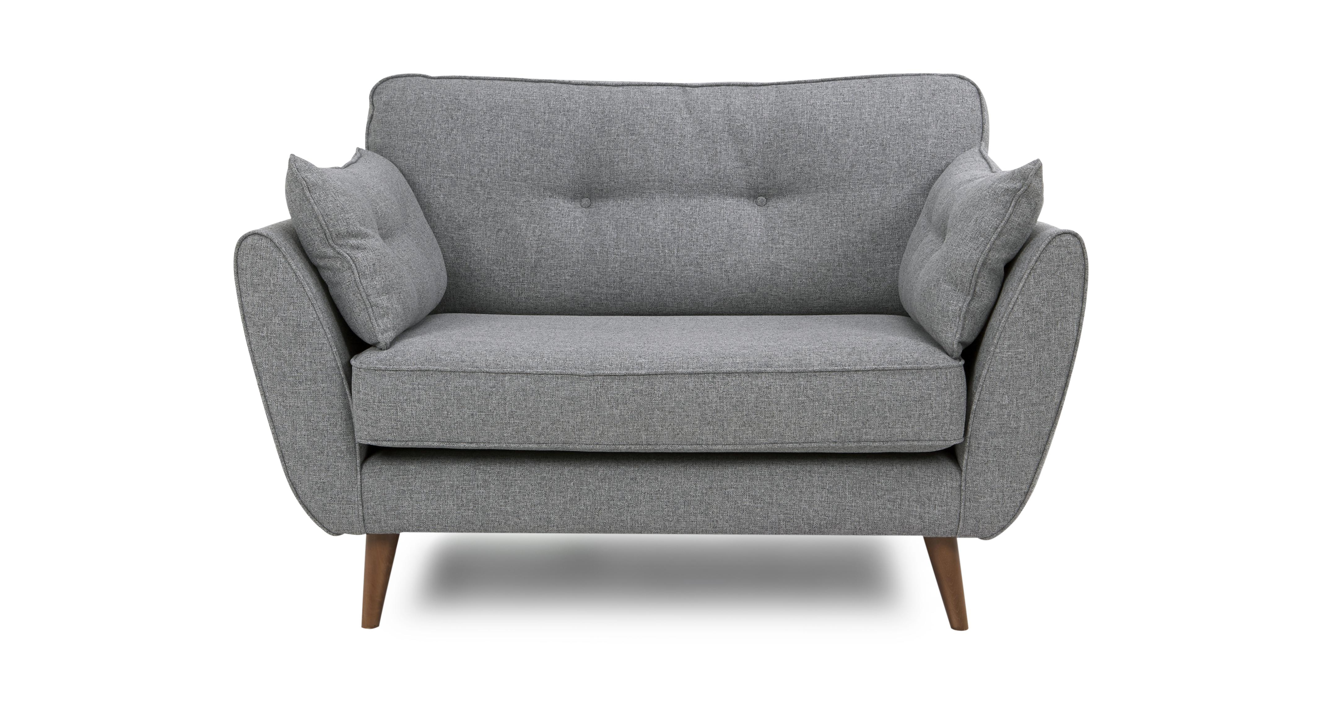 chairs and leather grey fabric chair real modern love sofas dual loveseats loveseat italian color tone seat in ultra