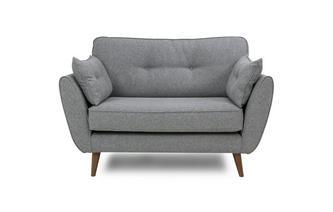 Zinc Cuddler Chair Zinc