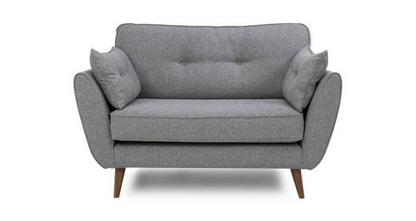 Zinc Cuddler Chair