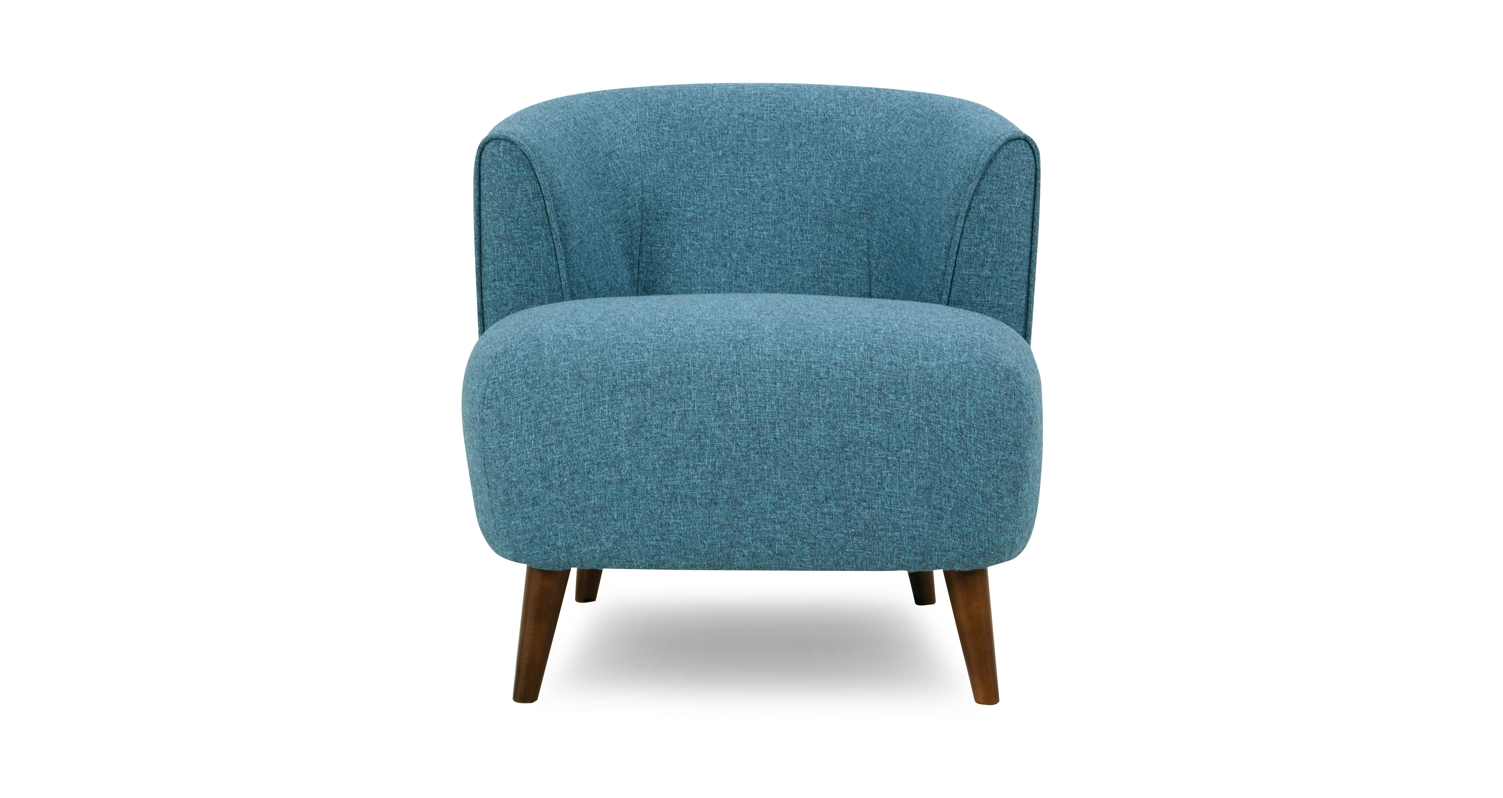 Zinc Plain Tub Chair | DFS