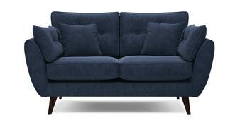 Zinc Velvet 2 Seater Sofa