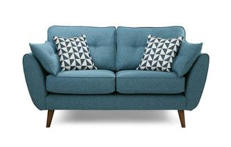 2 Seater Sofa Zinc