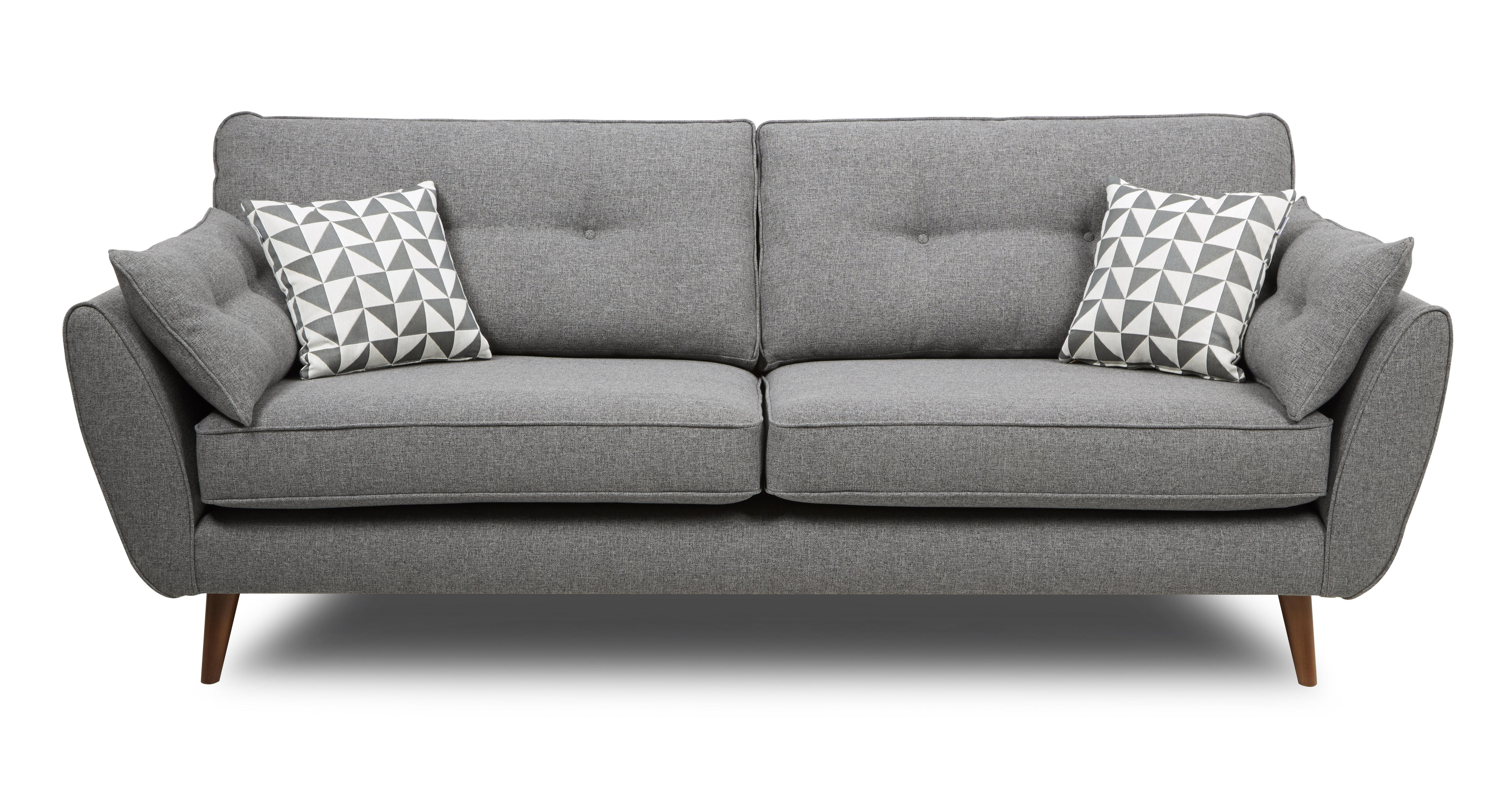 Zinc 4 Seater Sofa DFS : zinc4azincgreycombinationview1 from www.dfs.co.uk size 8000 x 4246 jpeg 2937kB