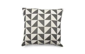Pattern Scatter Cushion Zinc Pattern