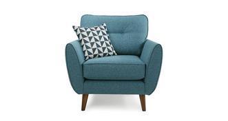 Zinc Express Armchair