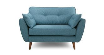 Zinc Express Cuddler Sofa